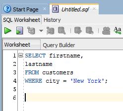 SQL Developer - Show Line Numbers