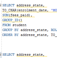 Oracle GROUP_ID Function with Examples