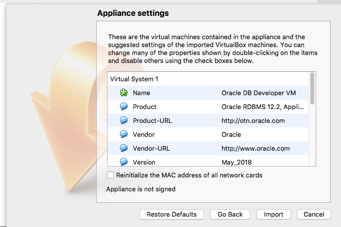 How to Install Oracle on a Mac - Database Star