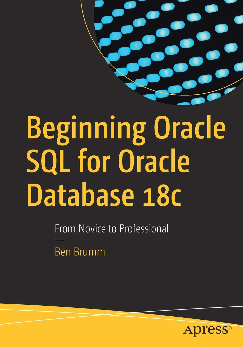 Beginning Oracle SQL Book