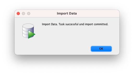 sql developer import 12